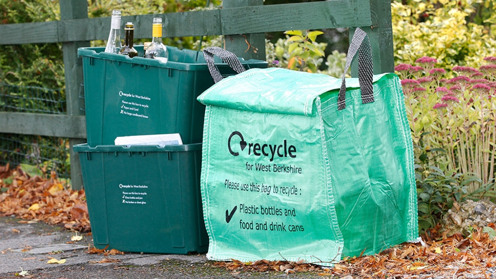 Recycling Collections Image